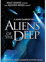 Disney Aliens Of The Deep DVD