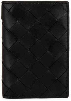 Bottega Veneta Wallet in Black | FWRD