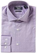 Original Penguin Heritage Slim-Fit Spread-Collar Dot Dress Shirt