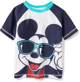 Old Navy Disney© Mickey Mouse Rashguard for Toddler