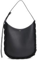 Chloé Medium Darryl Braided Leather Hobo Bag
