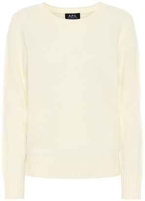 A.P.C. Leonie wool sweater