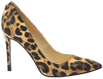 GUESS Crew4 Brown Multi Heeled Shoes
