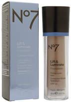 No7 Lift & Luminate Foundation, SPF 15