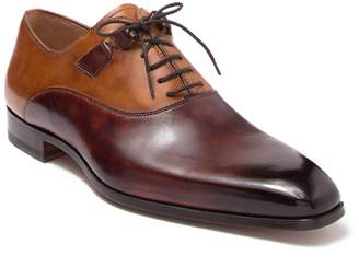 Magnanni Leather Two Tone Oxford