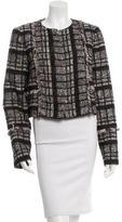 Proenza Schouler Bouclé Button-Up Jacket w/ Tags