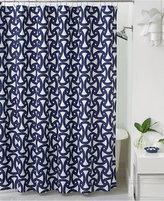 Trina Turk Bath Accessories, Santorini Shower Curtain