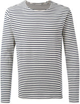Vince striped longsleeved T-shirt