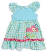 Sweet Heart Rose Sweetheart Rose Baby Girls Plaid Mermaid Dress