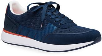 Swims Men's Breeze Wave Knit Sneakers