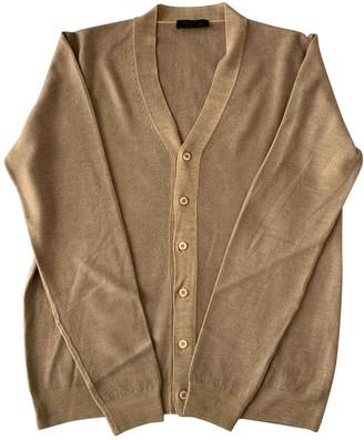 Prada Beige Wool Knitwear & Sweatshirts