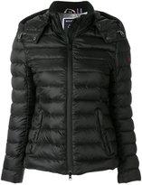 Rossignol hooded puffer jacket