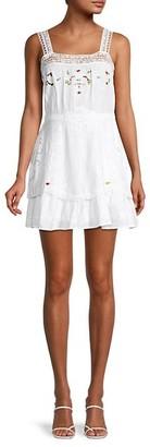 LoveShackFancy Harmony Cotton Dress