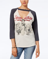 Disney Juniors' Cutout Snow White Graphic T-Shirt