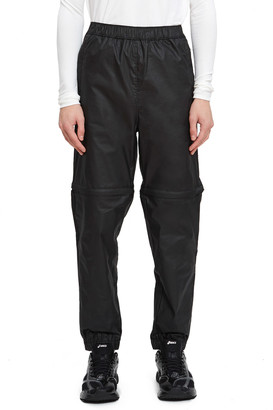 Fung Lan And Co. Zip-Off Track Pant