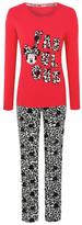 Disney George Minnie Mouse Pyjama Gift Set