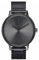 Nixon Women's 'The Kensington' Leather Strap Watch, 37Mm