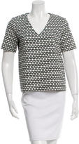 Alexis Short Sleeve Printed Top w/ Tags
