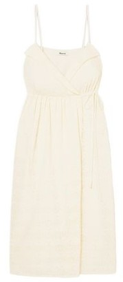 Madewell 3/4 length dress