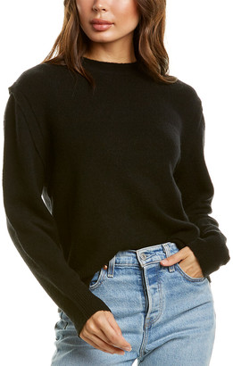 IRO Roby Wool & Cashmere-Blend Pullover