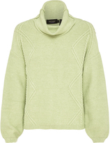 Oxford Caren Cable Knit