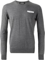 DSQUARED2 'DDC' slim fit sweater