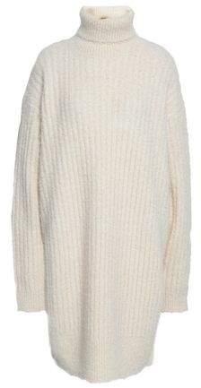 Givenchy Ribbed-knit Turtleneck Dress