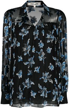 Diane von Furstenberg Heidi silk blouse