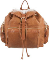 Pierre Hardy Leather Rucksack Backpack
