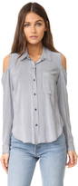 Splendid Boardwalk Stripe Button Down