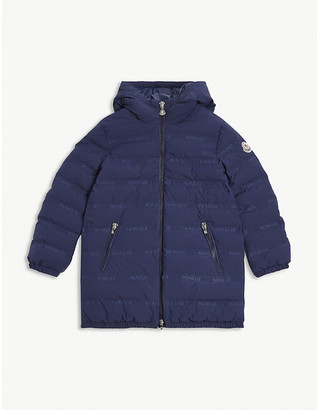 Moncler Padded shell coat 8-14 years