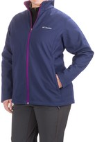 Columbia Kruser Ridge Soft Shell Jacket (For Plus Size Women)