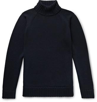 Pilgrim Surf + Supply Judd Wool Rollneck Sweater