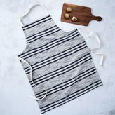 west elm FEED Kitchen Aprons - Fading Stripes