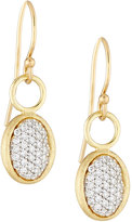 Jude Frances 18K Pave Diamond Dangle & Drop Earring
