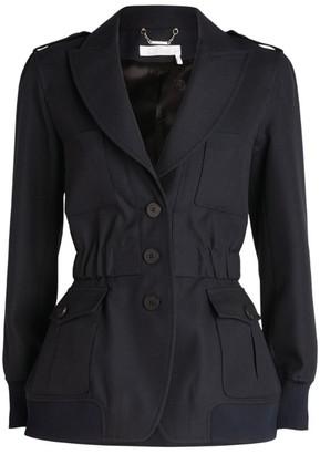 Chloé Pocket-Detail Jacket