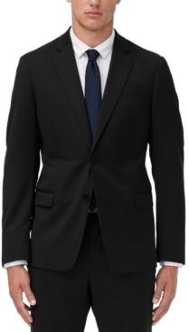 Ax Armani Exchange Armani Exchange Men's Modern-Fit Solid Suit Jacket Separate