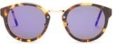 RetroSuperFuture Panama round-frame sunglasses