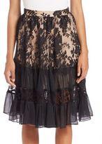 Zimmermann Karmic Lace Skirt