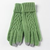 WARMEN Women's Touch Screen Wool Winter Gloves Mittens for Ipad Iphone Smart Phone
