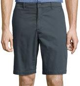 Claiborne Stretch Cotton Shorts