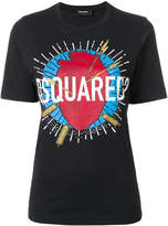 DSQUARED2 branded T-shirt
