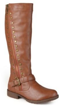 Journee Collection Tilt Riding Boot