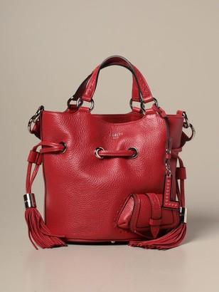 Lancel Crossbody Bags Premier Flirt Bag In Grained Leather
