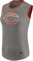 Nike Women's Chicago Bears Standard Tri Tank