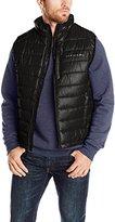U.S. Polo Assn. Men's Small-Chanel Puffer Vest