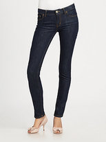 RED Valentino Blue Stretch Denim Jeans