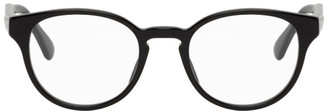 Gucci Black Round Glasses