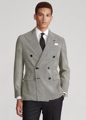 Ralph Lauren Soft Glen Plaid Suit Jacket