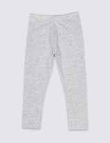 Marks and Spencer Cotton Rich Leggings (3 Months - 5 Years)